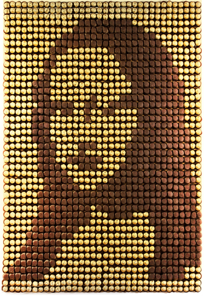 Pixel Ferrero Rocher_Visual